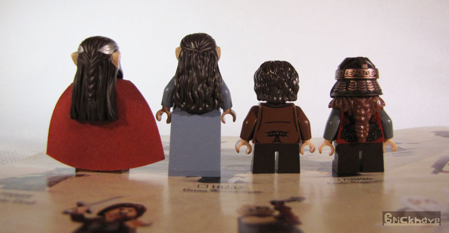 lego council of elrond instructions