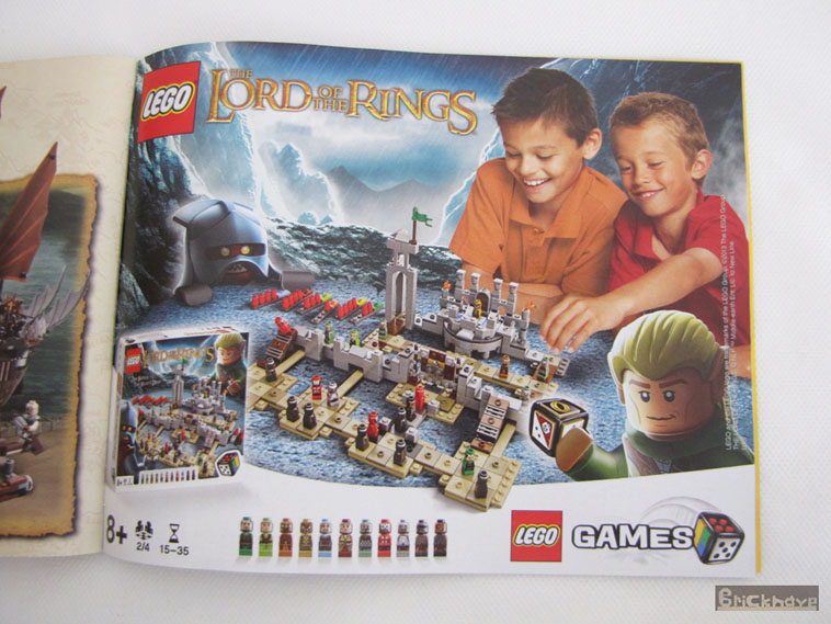 Bricknave Review The Council Of Elrond